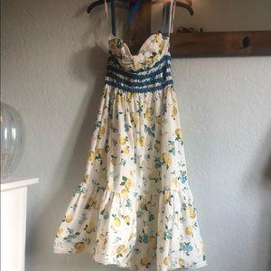 Betsey Johnson when life gives you lemons 🍋 dress
